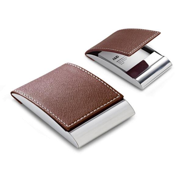 Suport metalic carduri - agentie de publicitate